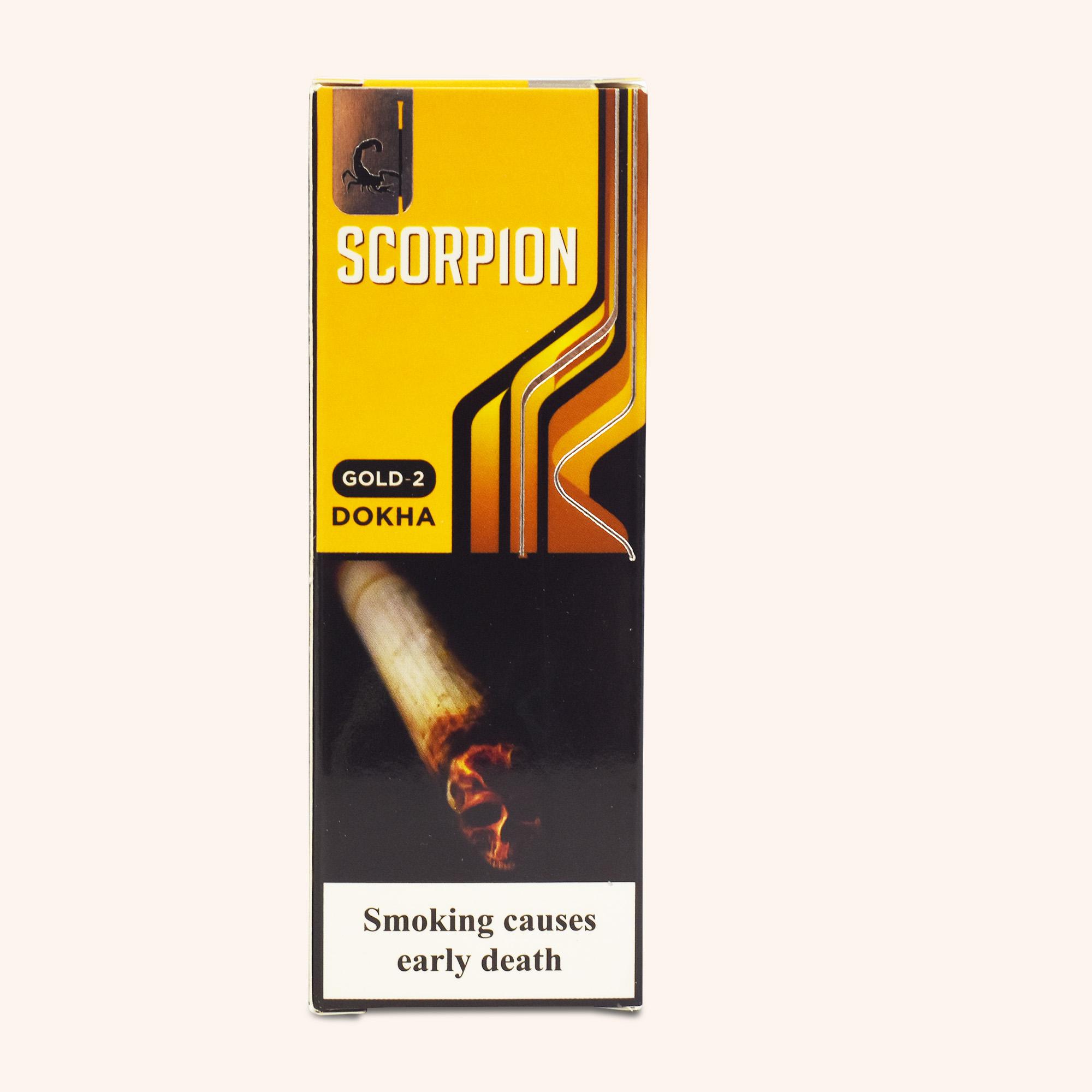 Scorpion Gold Dokha