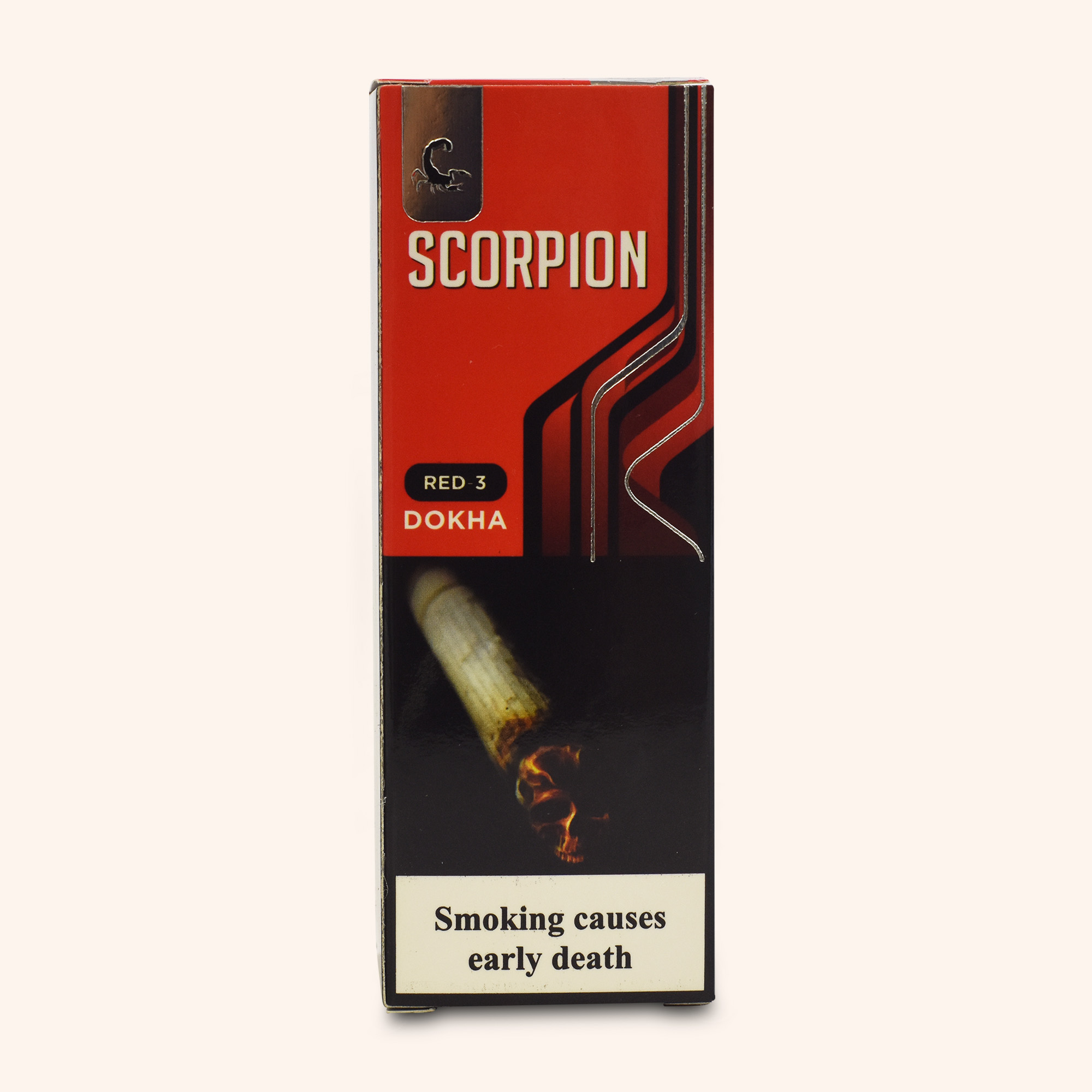 Scorpion Red Dokha