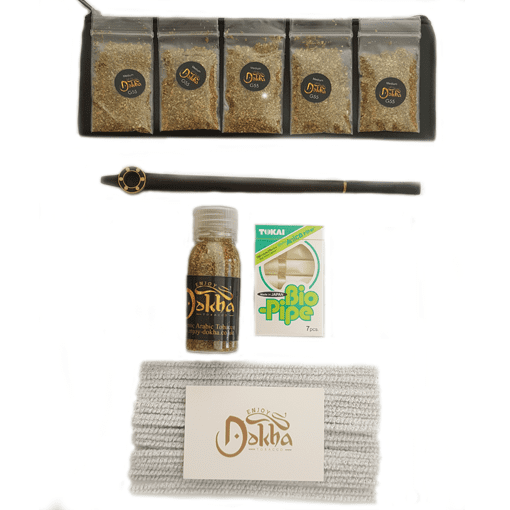 Enjoy Dokha Gold Starter Kit