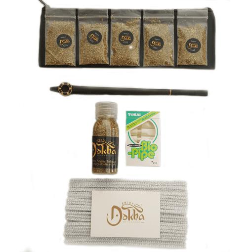 Enjoy Dokha Gold Starter Kit
