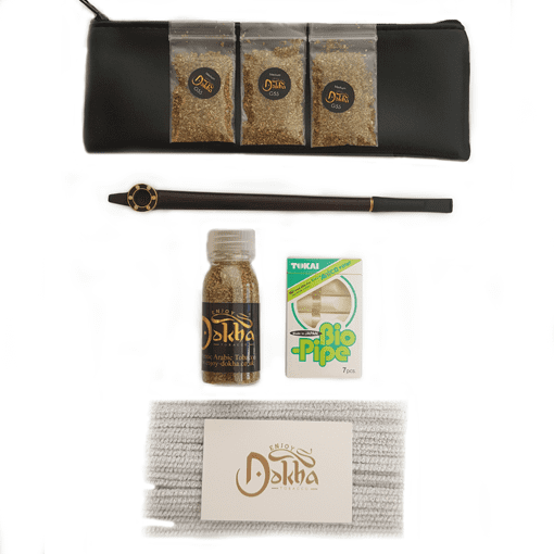 Enjoy Dokha SIlver Starter Kit