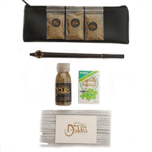 Silver Starter Kit – Buy Dokha – Enjoy Dokha USA