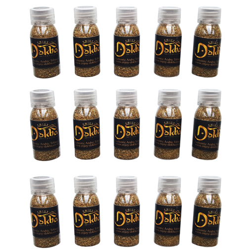 15 different bottles of Dokha - Enjoy Dokha USA
