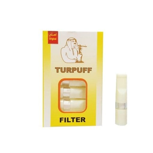 Turpuff Double White filters - Enjoy Dokha