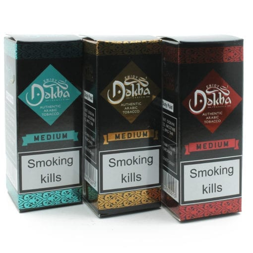 Enjoy Dokha Hot Blend