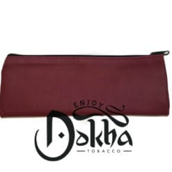 Enjoy Dokha Leather Plum Pouch