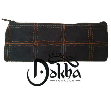 Enjoy Dokha Suede Black Pouch