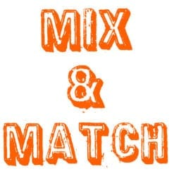Mix & Match 250ml Dokha
