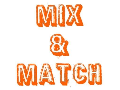 Mix & Match 250ml Dokha 1