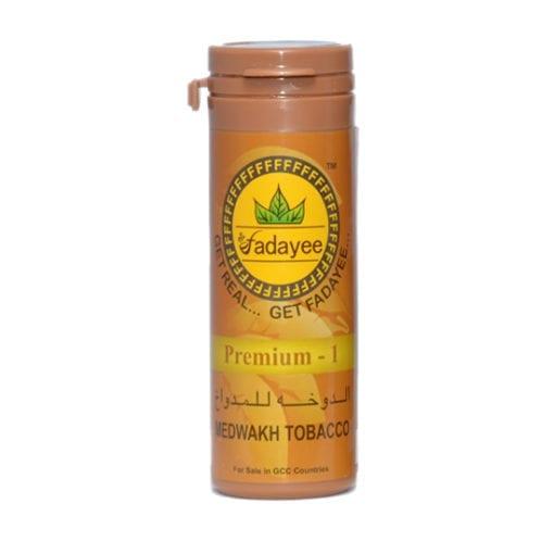 1 Fadayee Premium 1 Dokha - Enjoy dokha tobacco1