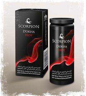 Scorpion Hot Dokha Tobacco