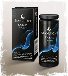 Scorpion Cold (Blue) Dokha