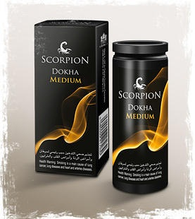 Scorpion Medium Dokha Tobacco