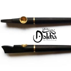 Enjoy dokha Zephyr Black Pipe 1