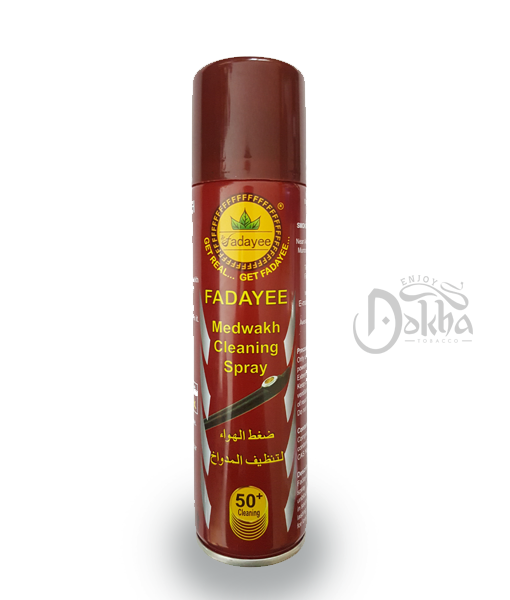 Fadayee Medwakh Cleaning Spray – Enjoy Dokha