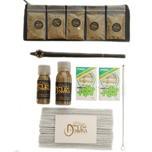 Enjoy Dokha Platinum Starter Kit