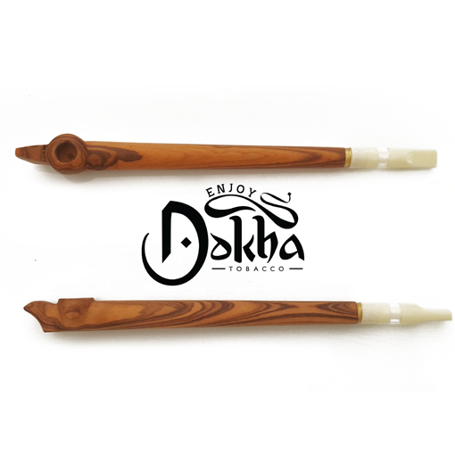 Wild Native Medwakh 502 - Arabic Medwakh Tobacco Pipe - Enjoy Dokha USA