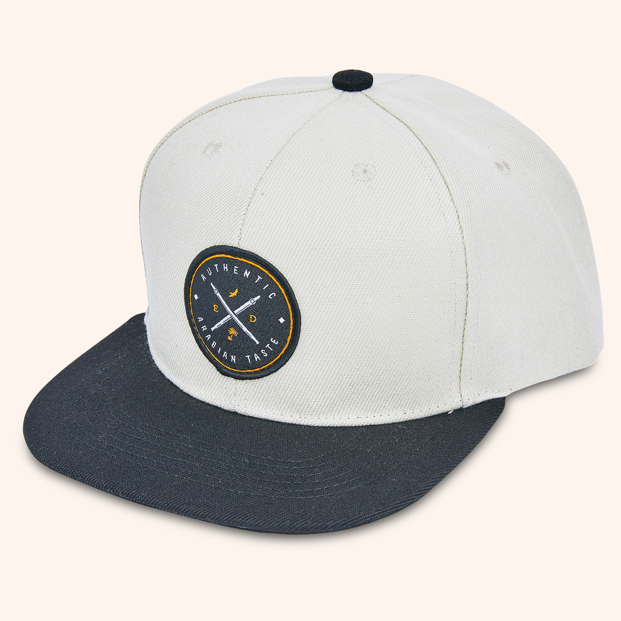 Natural Authentic Snapback