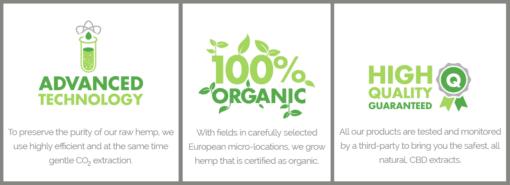 CBD Skin Balm - CBD Oils - Pharmahemp - Enjoy Dokha - UK - 100% organic