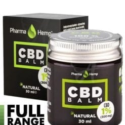 CBD Skin Balm - CBD Oils - Pharmahemp - Enjoy Dokha - UK
