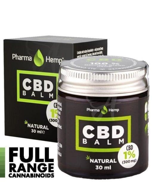 CBD Skin Balm - CBD Oils - Pharmahemp - Enjoy Dokha - UK