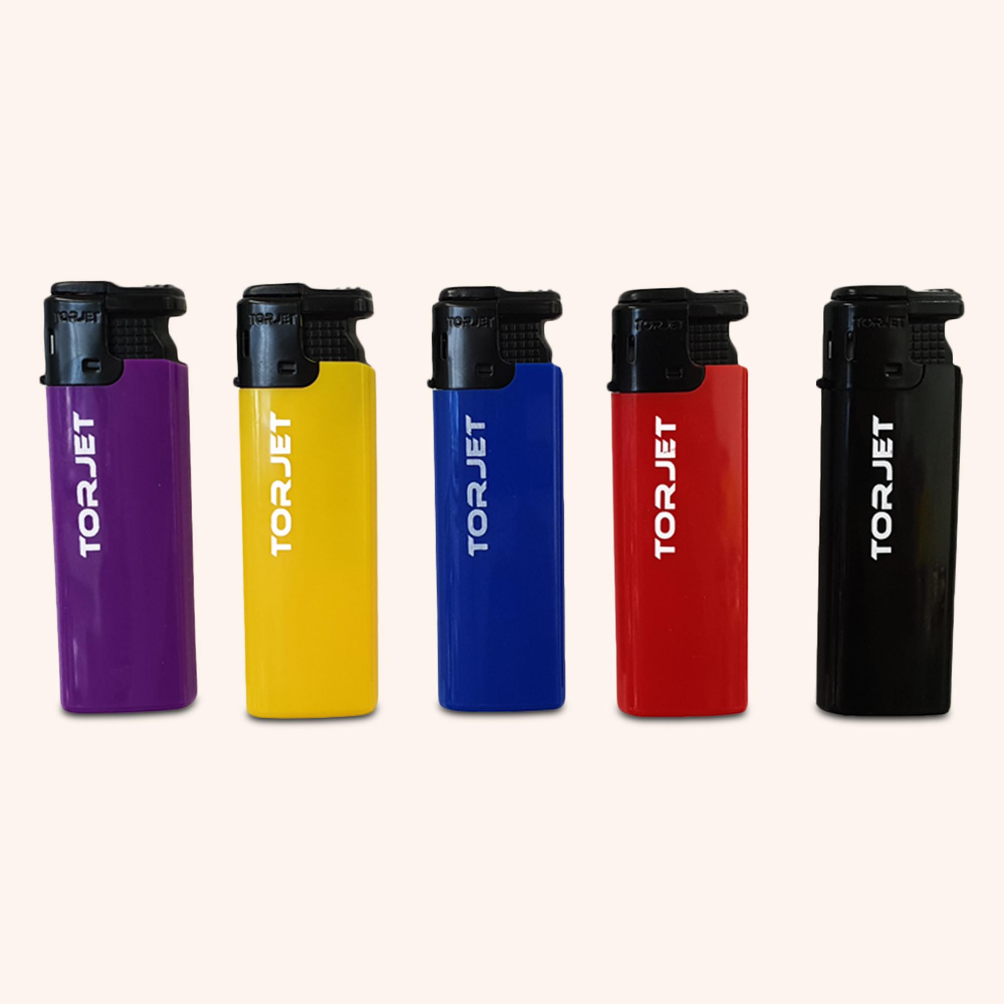 Torjet Turbo Windproof Lighters