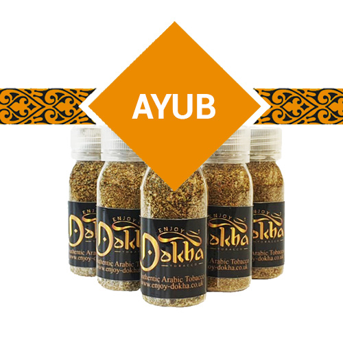 250ml AYUB Dokha - Enjoy Dokha