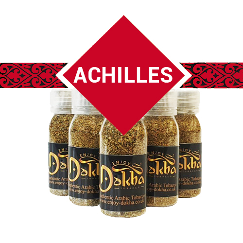 250ml Achilles HOT Dokha - Enjoy Dokha