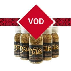 250ml VOD HOT Dokha - Enjoy Dokha