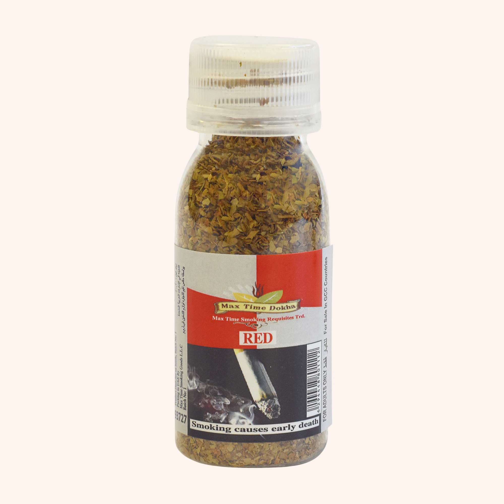 Max Time Red Dokha – 50ml / 14g