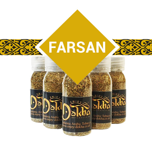 250ml (5 x 50ml) Farsan Dokha