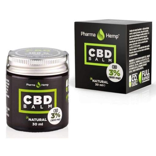 3% CBD Balm - Pharmahemp
