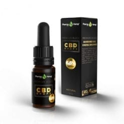 Premium Black CBD Oil 6.6% - Enjoy Dokha