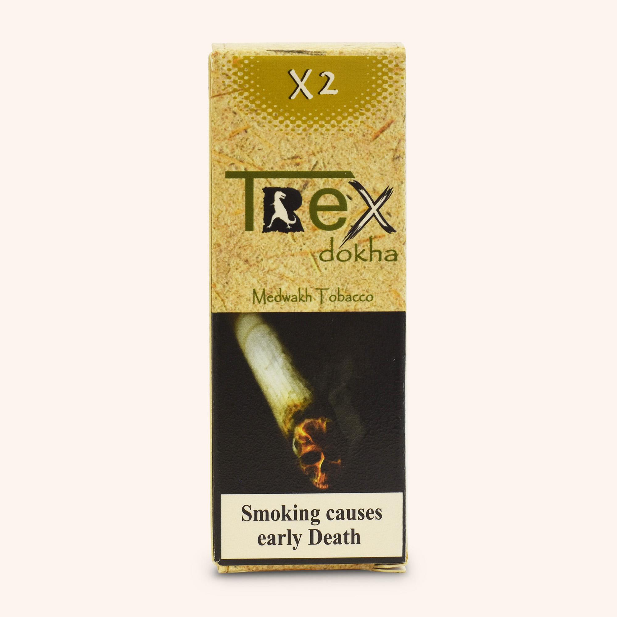 Trex X2 Dokha by Bin Khumery – 50ml / 14g