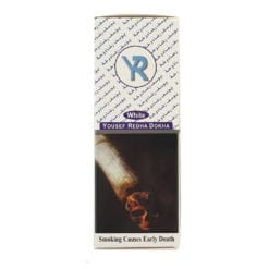 Yousef Rida White DOkha 50ml - Enjoy Dokha