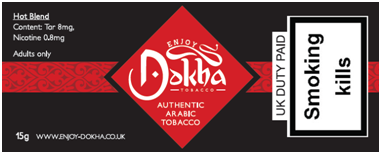 Enjoy Dokha Hot