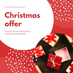 Christmas Dokha Gift For You